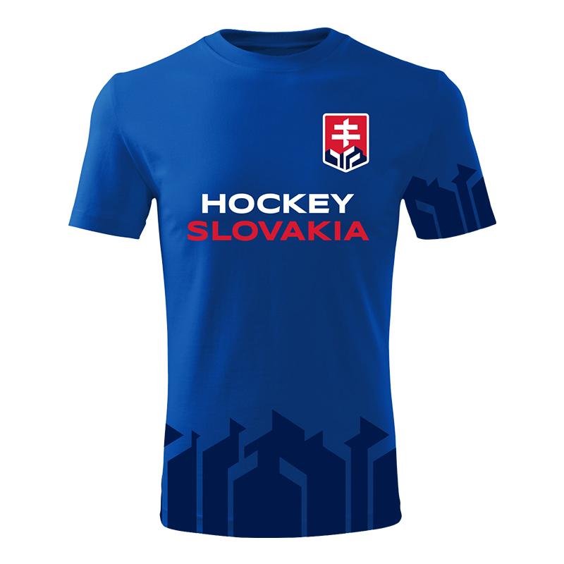 f4689a69f6d1 Tričko v štýle dresu Hockey Slovakia