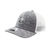 Cap strech fit grey-white SVK