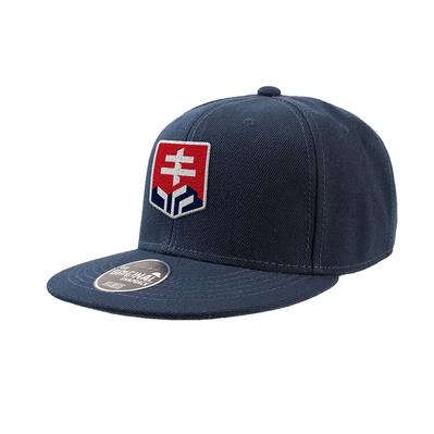 c5223172a Šiltovka snap navy logo SVK